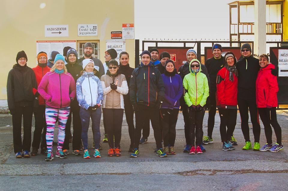 2. Újévi szerencsehozó futás