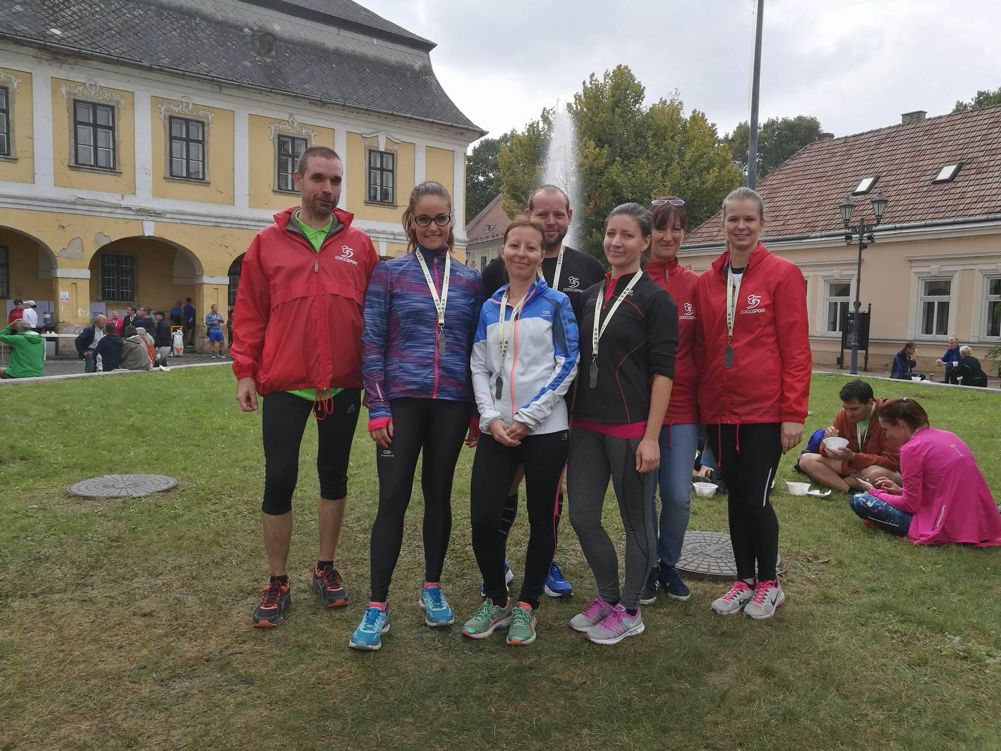 Esztergom félmaraton – 2017. szeptember 24.