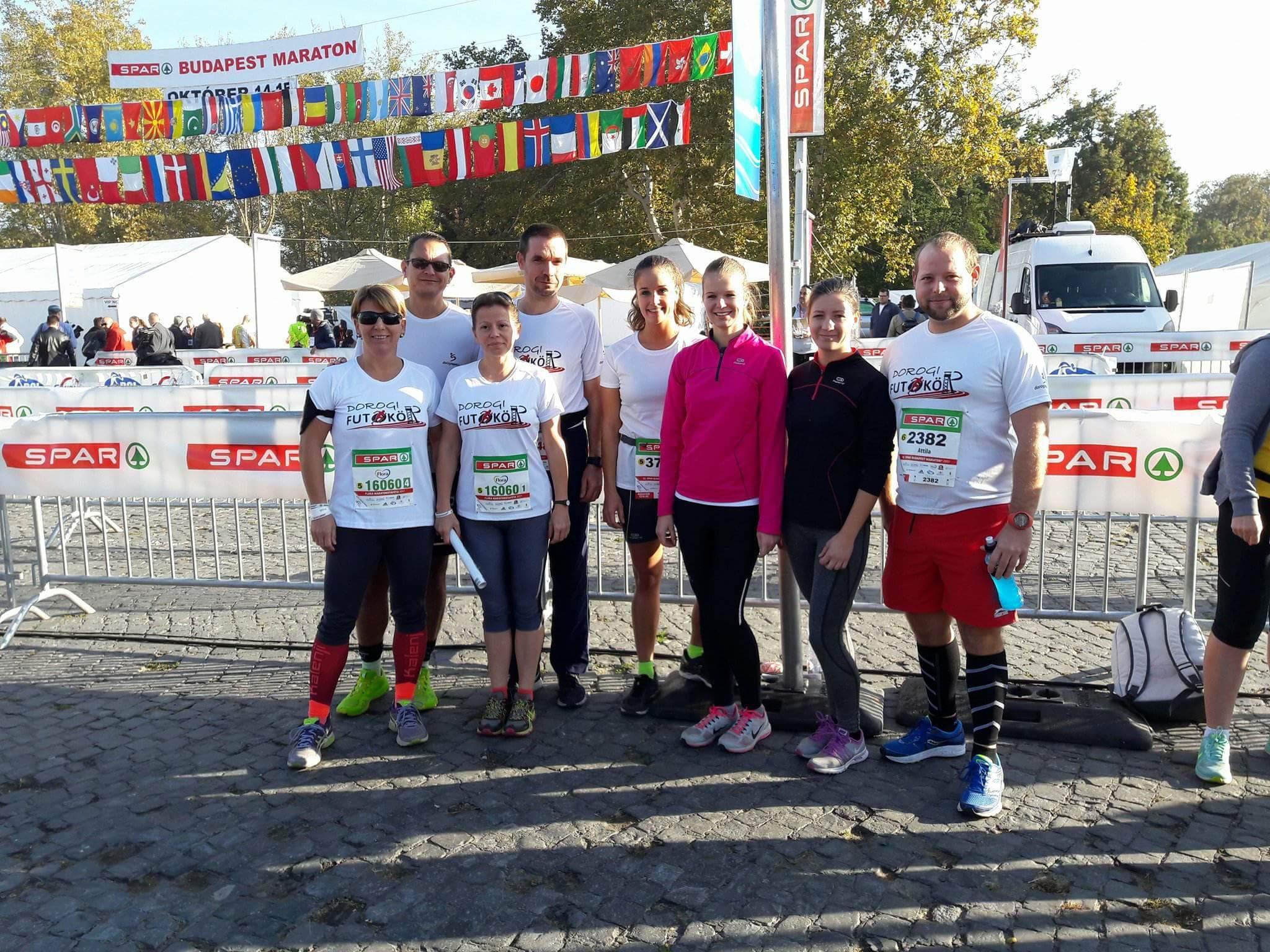 Spar Maraton beszámoló